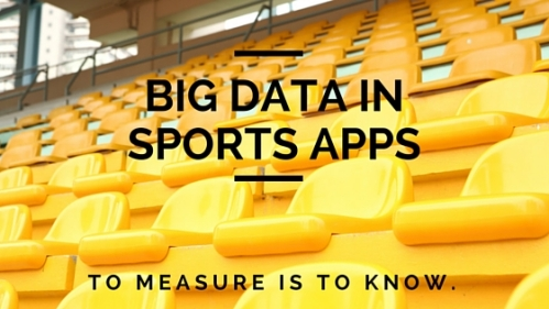 big data in sports apps